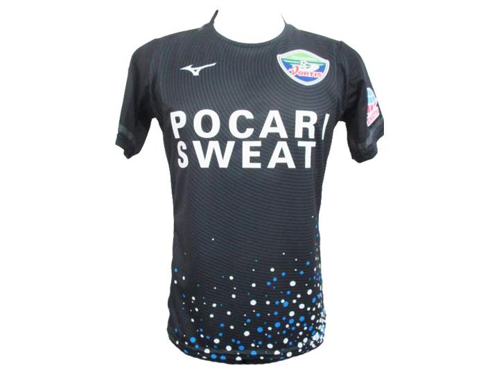 2018シーズン 徳島ヴォルティスオーセンティックモデル1stGKゲームシャツ