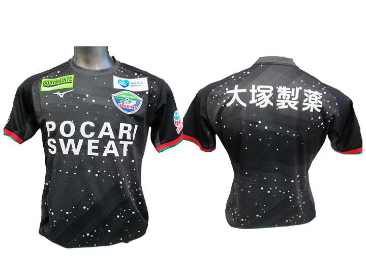 2019シーズン 徳島ヴォルティスオーセンティックモデル ゴールキーパー 1stゲームシャツ 半袖