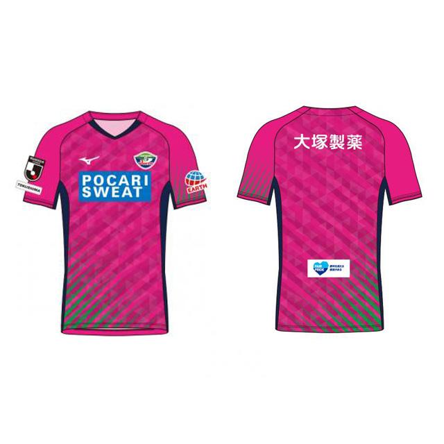 2021シーズン 徳島ヴォルティス GKユニフォーム2nd(半袖)
