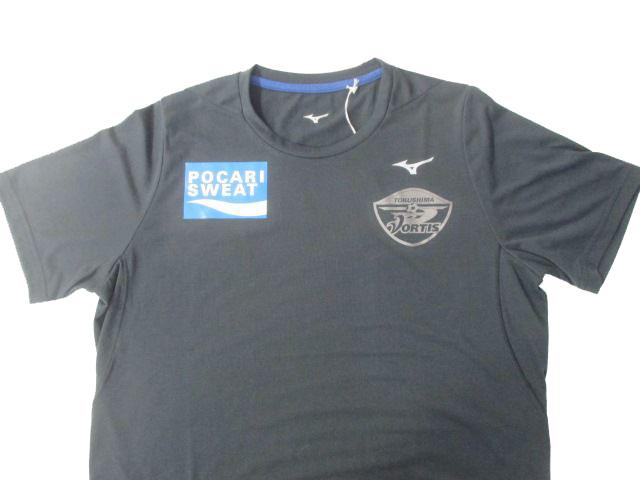 徳島ヴォルティス Tシャツ(選手着用モデル) 32MA811109