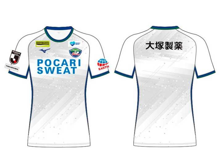 2019シーズン 徳島ヴォルティスオーセンティックモデル2ndゲームシャツ 半袖